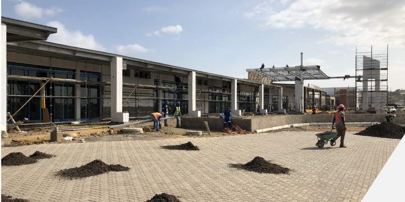 201810 - Kwadukuza Mall Paving-01-01
