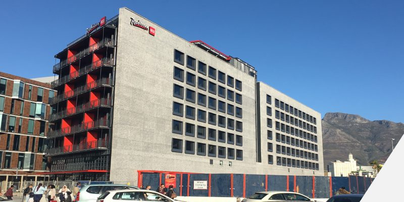 Radisson Red nearing completion-01