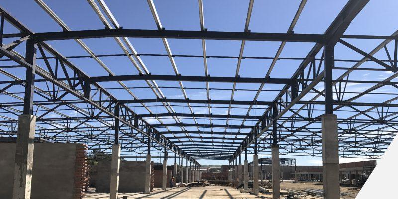 201810 - Kwadukuza Mall Steelwork-01