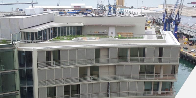 No_2_Silo 2013 rooftop