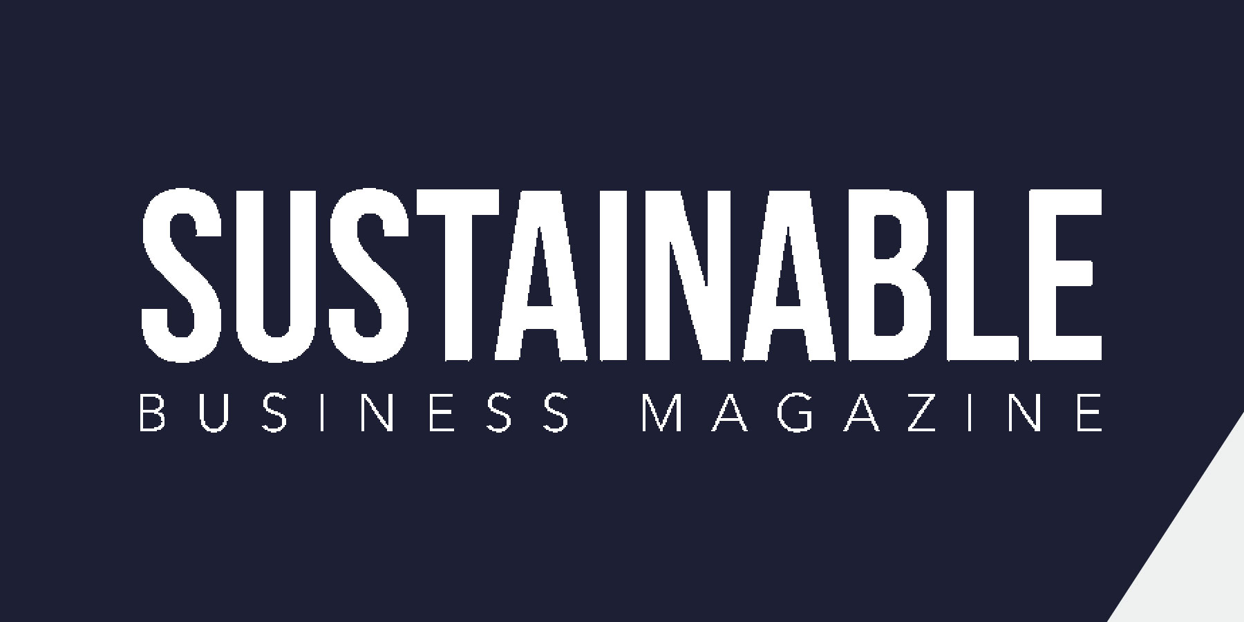 Sustainable Business Magazine